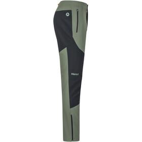 Marmot Pillar Pantalones Hombre, crocodile/black